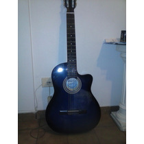 Guitarra Criolla C/ Corte Y Funda