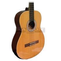 Guitarra Criolla Jose Asturias Sc301 Funda Afinador Encordad