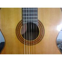 Guitarra Clasica De Concierto Luthier Cutain