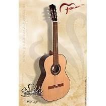 Guitarra Criolla Fonseca Tapa De Pino 31p