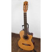 Guitarra Electrocriolla Gracia M6 C/ Eq Prener Lc Permuto