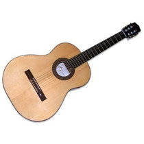 Guitarra Criolla Fonseca Modelo 31p La Guitarra De Estudio