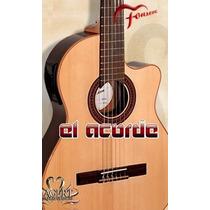 Guitarra Electrocriolla Fonseca 41k - El Acorde Pacheco