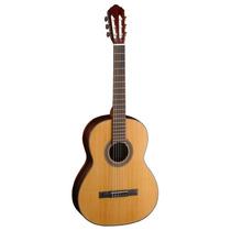 Guitarra Cort Clasica Ac-250natural Con Funda