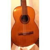 Guitarra Criolla Concierto Luthier Salvador Malavolta 1984