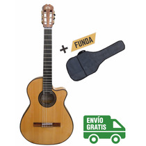 La Alpujarra 85kec - Guitarra C/ Fishman Presys Plus