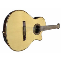 Guitarra Criolla Gracia Wilde Jr Eq Con Prener