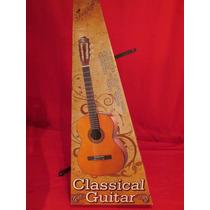 Pack Guitarra Criolla Funda, Correa ,puas ,afinador Por Tono