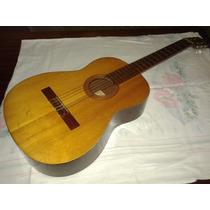 Guitarra Criolla Joaquin Torralba Con Funda Oferta Imperdibl