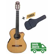 La Alpujarra 85kec - Guitarra C/ Fishman Prefix Plus-t