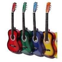 Guitarra De Niño Orellano En Ituzaingo