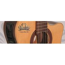 Guitarra Electro Criolla Fonseca - Modelo 40kec Nueva