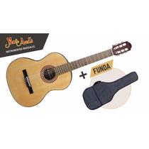 Gracia Guitarra Criolla / Clásica M7 + Funda