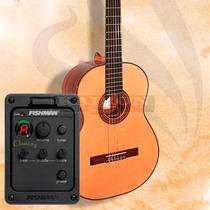 Guitarra La Alpujarra 85ec Con Pre Eq Fishman Clasica Iii