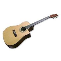 Gracia Guitarra M6 De Estudio C/corte Daiam