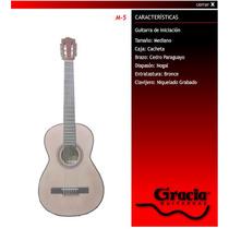 Guitarra Criolla Gracia M5 - Pilar Music Champagnat