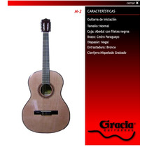Guitarra Criolla Gracia M2 - Pilar Music Champagnat