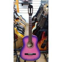Guitarra Clasica 3/4 Mediana Varios Colores Tecnomixmerlo