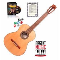 Guitarra Clásica Fonseca 31-p + Accesorios!!