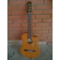 Permuto Guitarra Antigua Casa Nuñez Escucho Ofertas