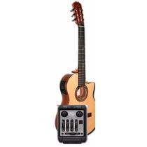 Guitarra Alpujarra 85kec Con Corte Y Eq Audiomasmusica