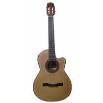Guitarra Criolla Gracia M6 Tono Y Volumen