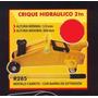 Crique Hidráulico 2tn Black Jack Reforzado Gato