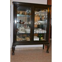 Cristaleros y vajilleros en muebles antiguos en c rdoba - Muebles antiguos cordoba ...