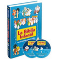 La Biblia Infantil Evangelica C/actividades 1 Tomo 2 Cd Nov!