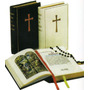 Libro De Oraciones Cristianas De Lujo - Edición Del Rosario