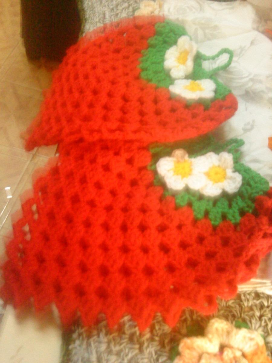 Adornos Para Cocina En Crochet Imagui