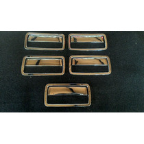 Cubre Manijas Cromado Chevrolet S-10 / Blazer -> ´2012