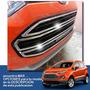 Ford Ecosport Kd Parrilla Superior (3) Cromados Tuningchrome