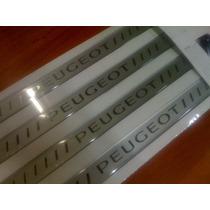 Juego Zocalos Protector Orig Peugeot 308/408/3008 4puertas!!