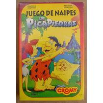 Los Picapiedras Naipes Cartas Cromy 1993 Sin Uso Completos