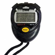 Cronómetro Digital Portátil 10 Memorias Modena Ms101