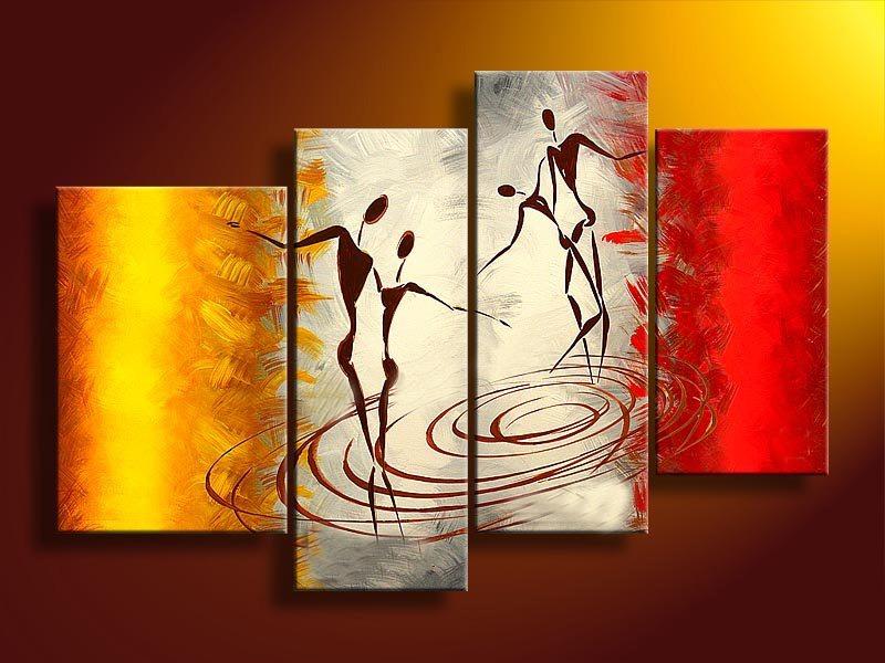 Cuadros abstractos con flores imagui for Imagenes de cuadros abstractos para pintar