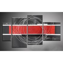 Cuadros Decorativos Modernos Abstractos En Bastidor