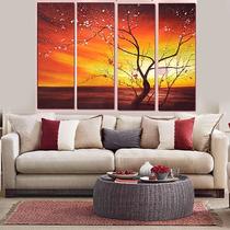 Cuadros Abstractos Decorativos Deco Dormitorio Texturados