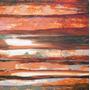 Cuadros Abstractos Decoración C/textura Acrílico A Mano