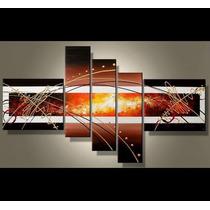 Cuadros Abstractos Pintados Modernos. Super Promo!!