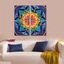 Tríptico- Pintado A Mano-diseño Original- Mandala