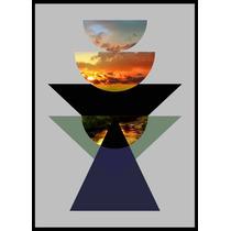 Cuadros Abstractos Modernos Arte Digital: Diseño Exclusivo