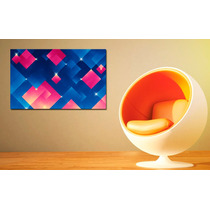 Cuadros Impresos Tela Canvas 50x40cm Colección Abstractos!
