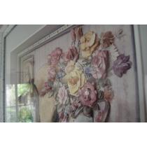 Cuadro De Arte Tridimensional/ Francés Viste Un Ambiente!!!!