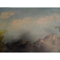 Cuadro Decorativo Pintado Al Oleo
