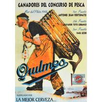 Cerveza Quilmes - Laminas En Bastidor