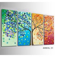 Cuadros Modernos Abstractos - Flores - Etnicos - Musicales