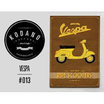 Cuadros Clasicos Vintage Retro - Kodano Posters