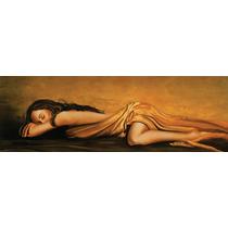 Cuadro Dormitorio - Resting De Ron Di Scenza Tela Canvas
